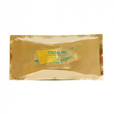 طبابرن( پانسمان ماتریکس کلاژن طلا) زخم های سطحی و عمیق10*10