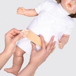 ناف بند اطفال