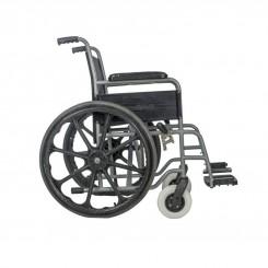ویلچر طوقه پلاستیکی توپر مدل 703 ایران بهکار