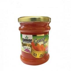 مربا هویج بدون قند کامور