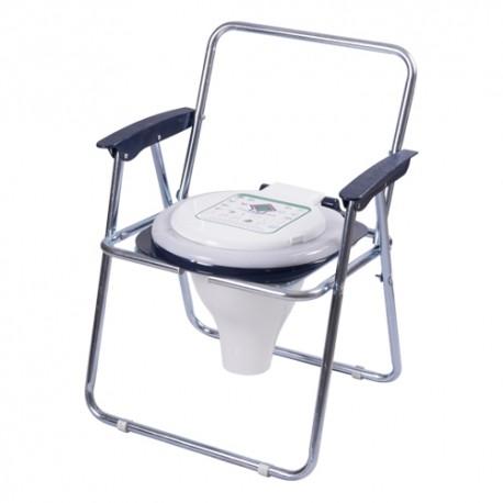 توالت مبله تاشو کلاف دار تتا گالوانیزه سرو پیکر طوس